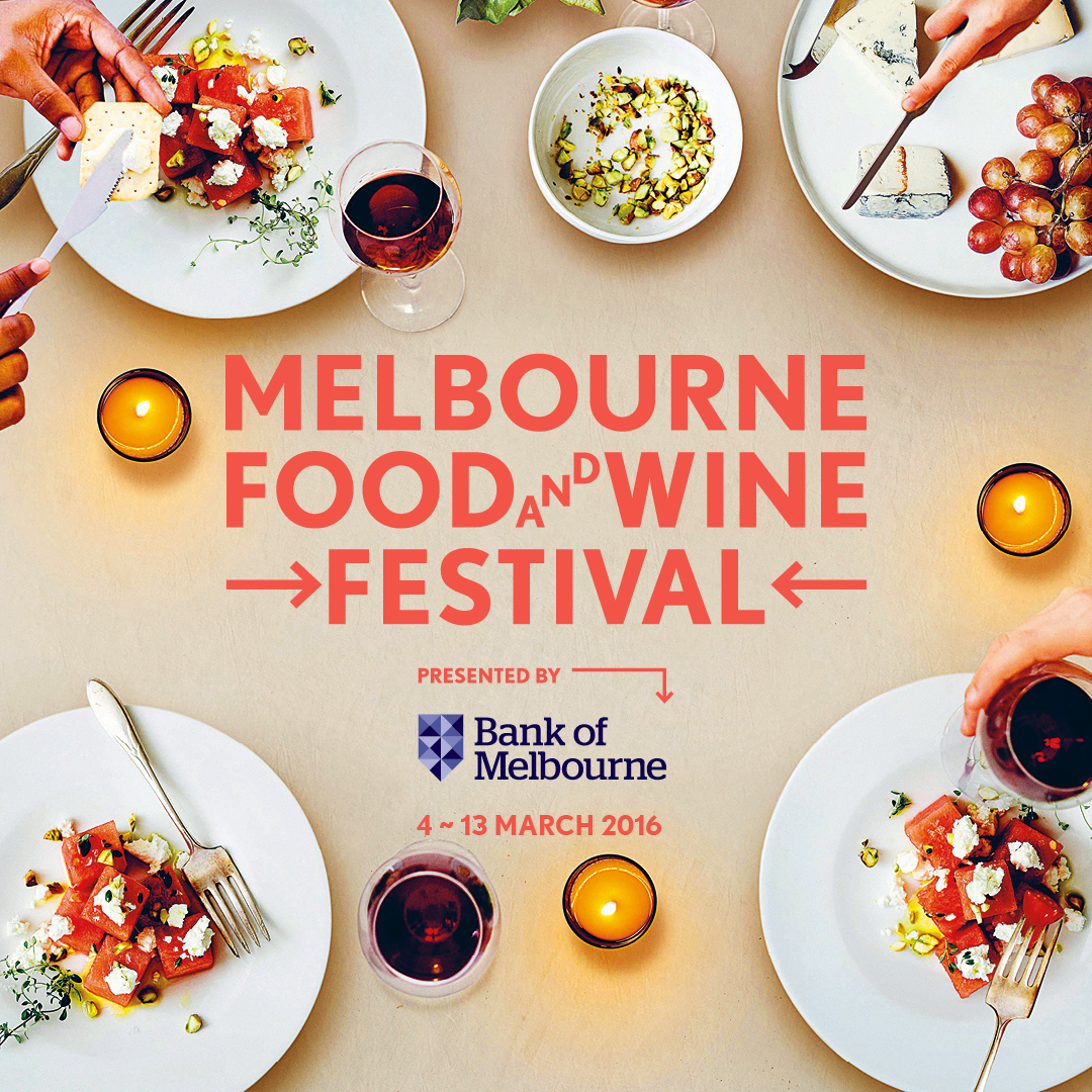 Laila el-Haddad at the Melbourne food and wine festival 2017