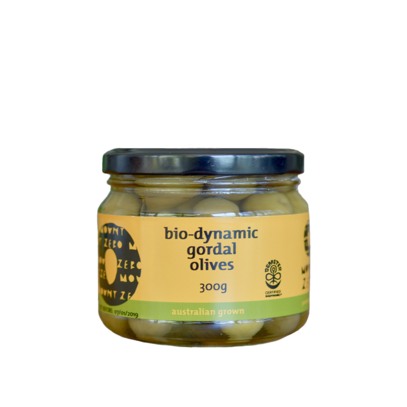 Biodynamic Gordal Olives