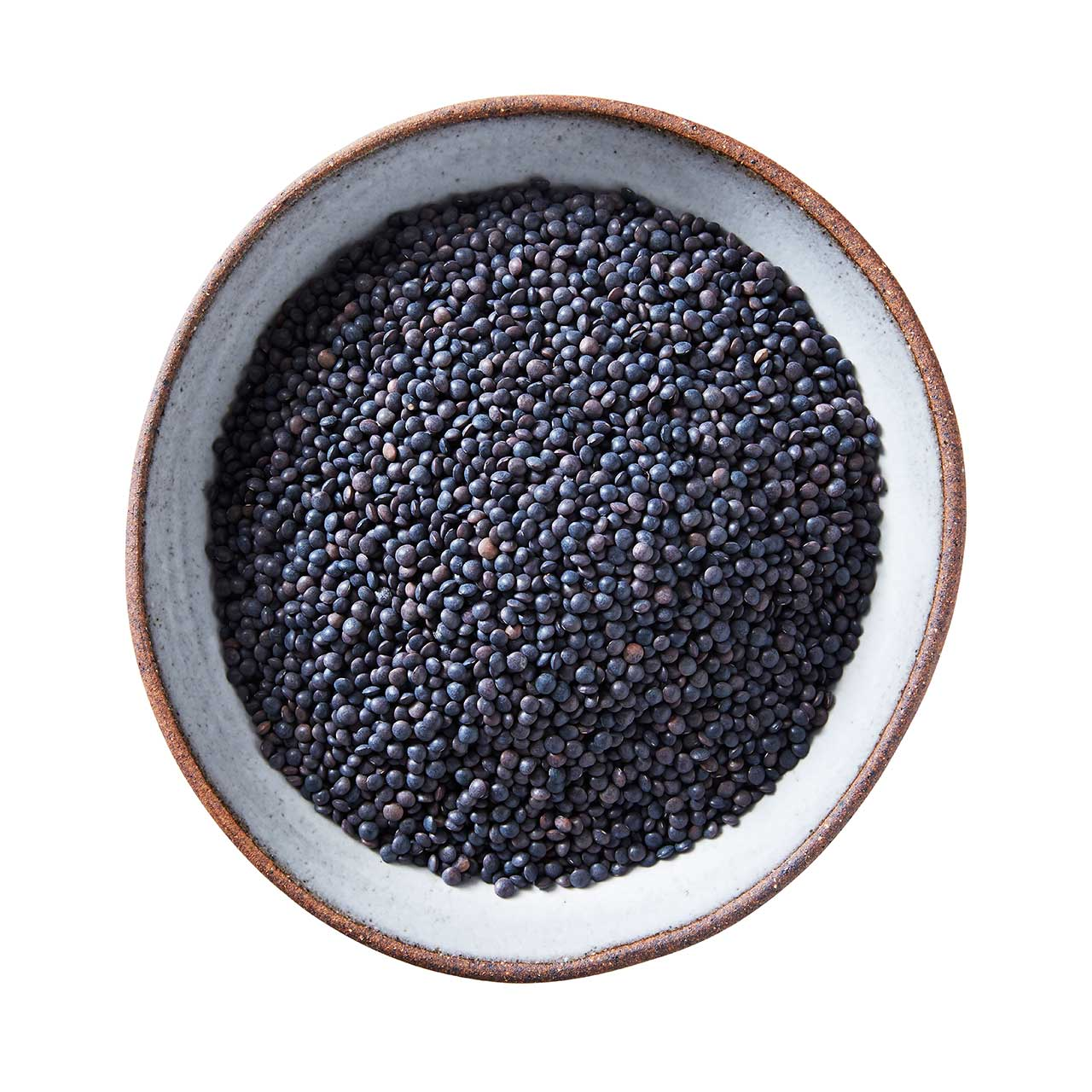 Beluga Black Lentils Mount Zero Olives
