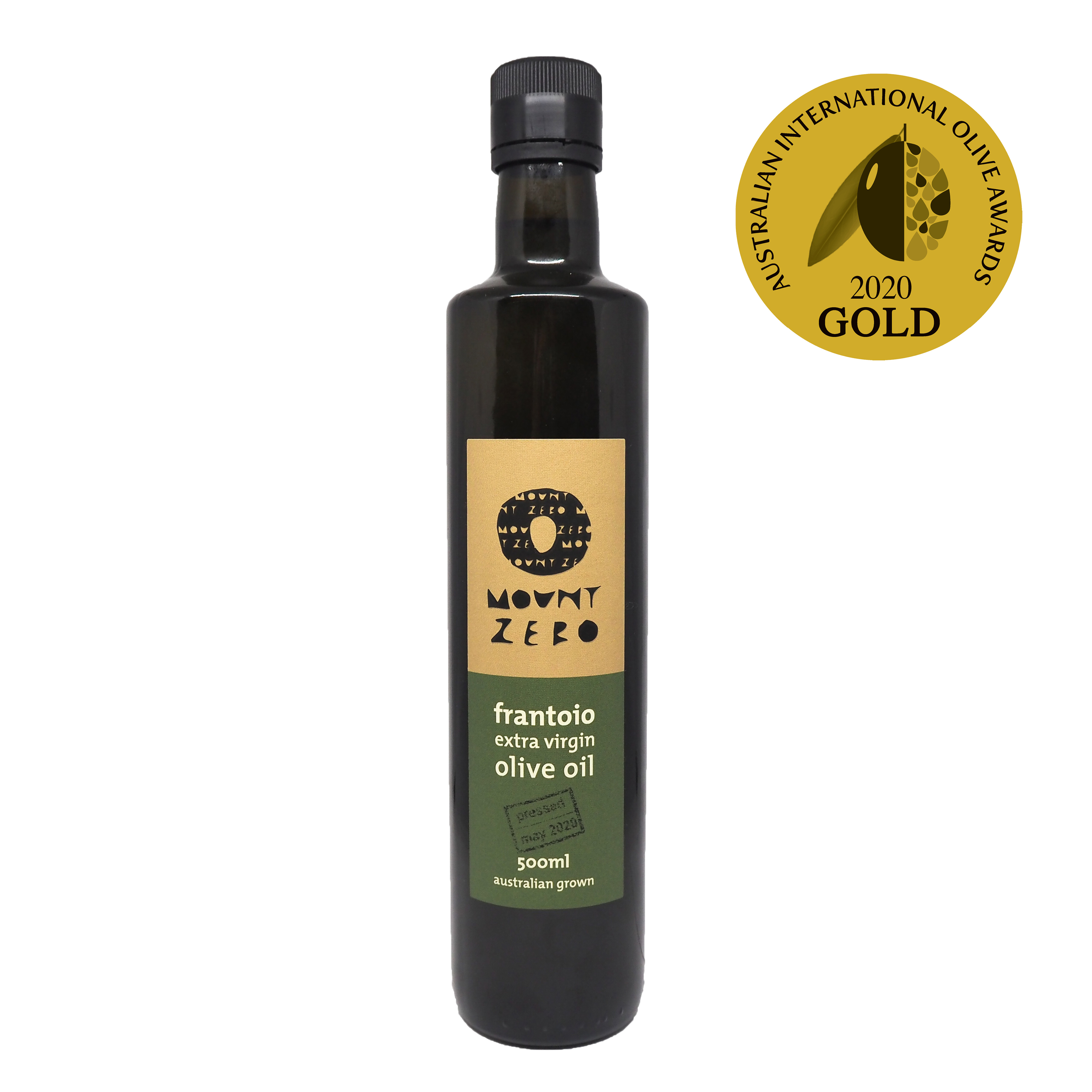 Frantoio Extra Virgin Olive Oil - 2020 Press