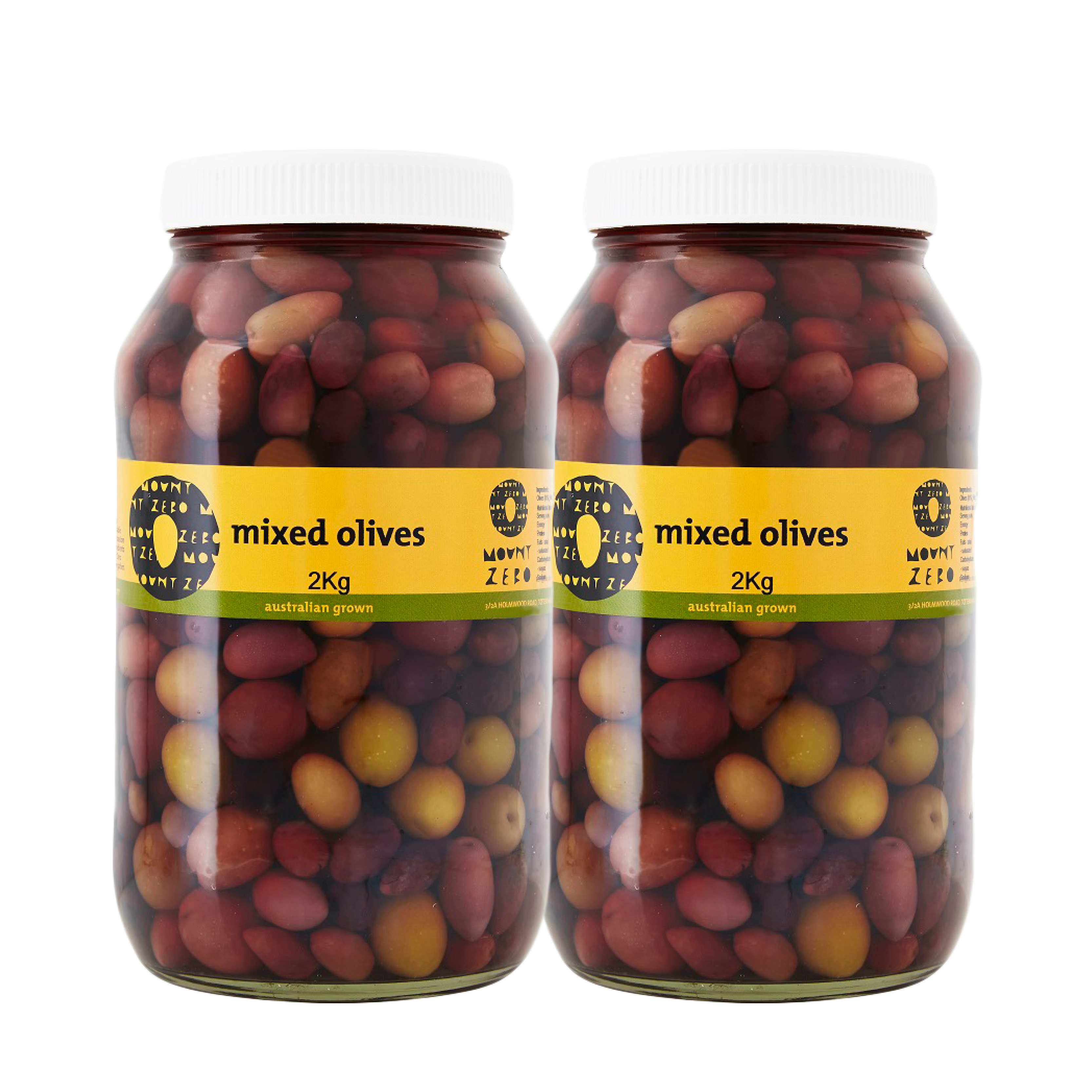 on sale! 2 x Mixed Olives 2kg
