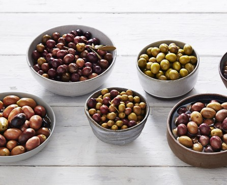Alla Wolf-Tasker's Marinated Olive Recipe | Mount Zero Olives