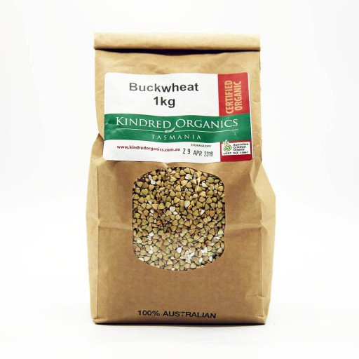 Kindred Organic Buckwheat Kernals