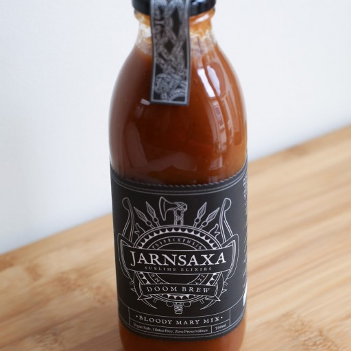 Jarnsaxa Doom Brew Bloody Mary Mix