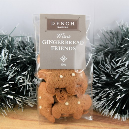 Dench Gingerbread Friends