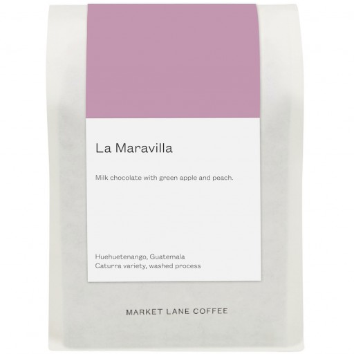 Market Lane Coffee La Maravilla