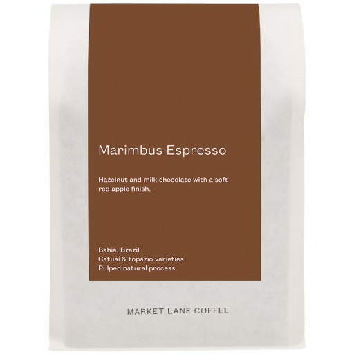 Market Lane Coffee Marimbus