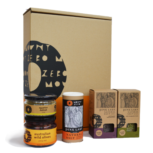 Mount Zero Salt of the Earth Hamper