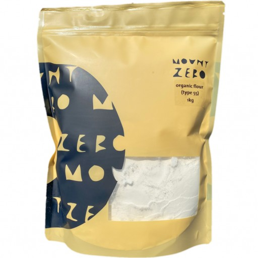 ORGANIC WHEAT FLOUR (TYPE 55) 1KG