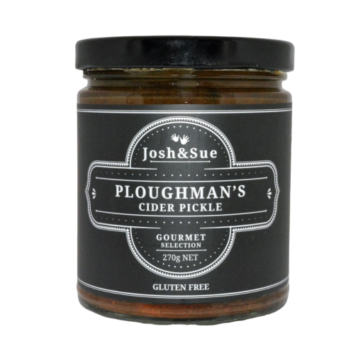 Josh & Sue Ploughman's Cider Pickle