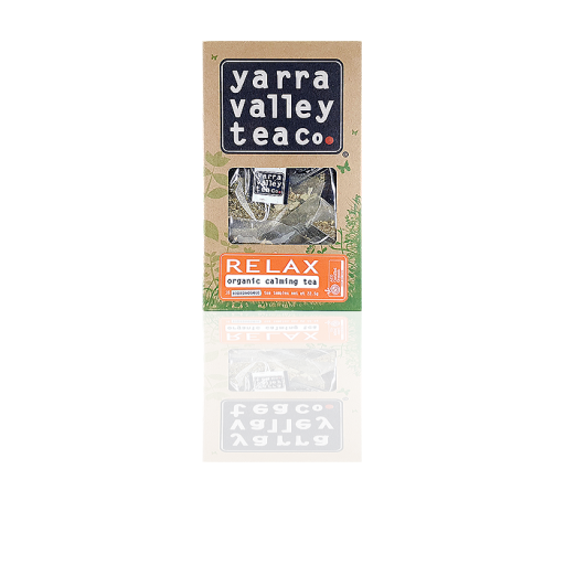 PRODUCT YARRA VALLEY TEA CO. RELAX