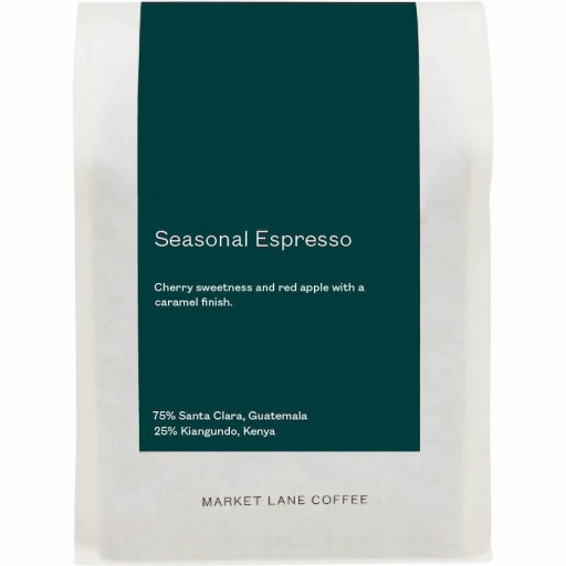 Market Lane Coffee - Seasonal Espresso Blend