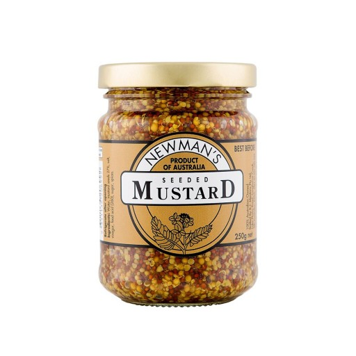 NEWMAN'S SEEDED MUSTARD 250g