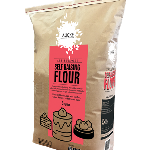 Laucke All Purpose Self Raising Flour 5kg