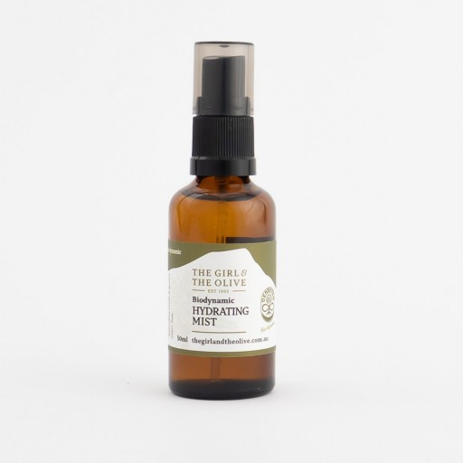 The Girl & the Olive Biodynamic Hydrating Mist