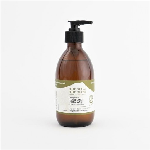 Biodynamic Hand & Body Wash