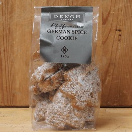 Dench Pfeffernusse - German Spiced Biscuits