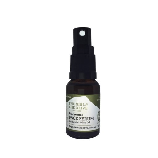 Biodynamic Fermented Olive Oil Serum