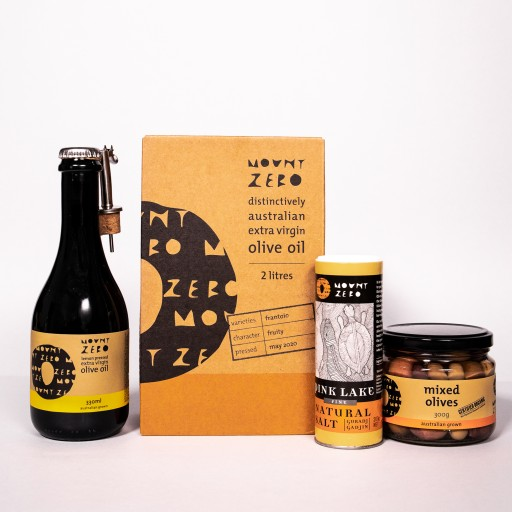 THE EVOO LOVERS HAMPER