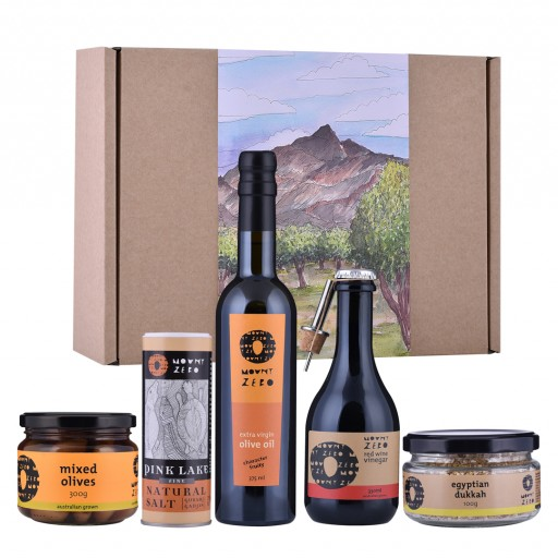Mount Zero Essentials Hamper