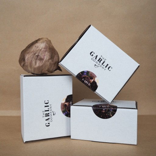 The Garlic Company Black Garlic Bulb