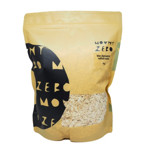 Bio-Dynamic Rolled Oats 1kg