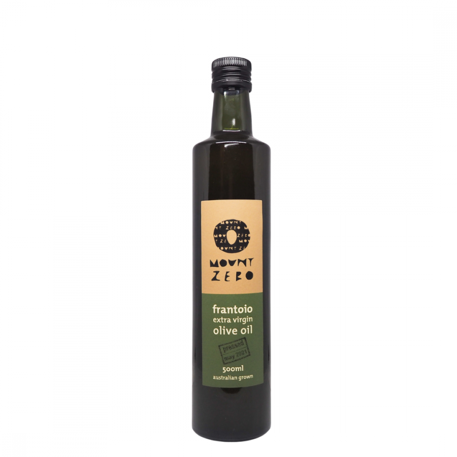 Image of Frantoio Extra Virgin Olive Oil - 2021 Press