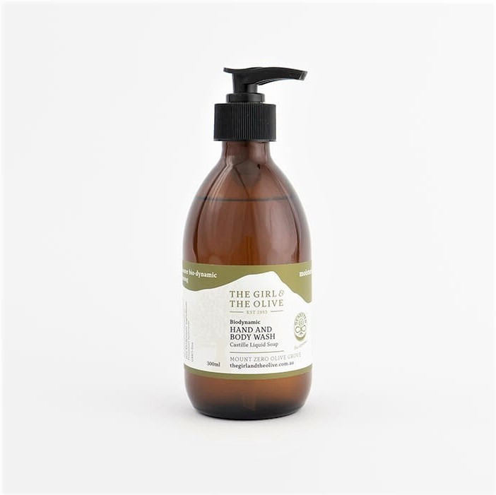 Image of Biodynamic Hand & Body Wash